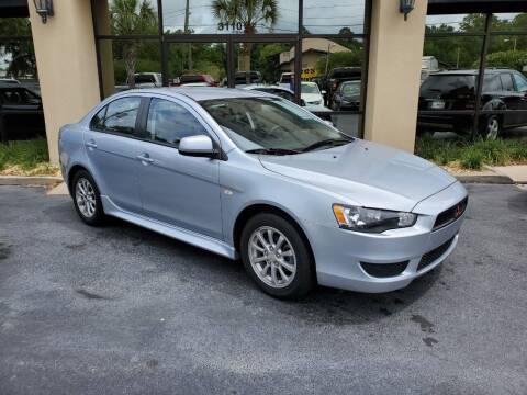 2014 Mitsubishi Lancer for sale at Premier Motorcars Inc in Tallahassee FL