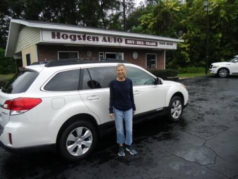 2011 Subaru Outback for sale at HOGSTEN AUTO WHOLESALE in Ocala FL