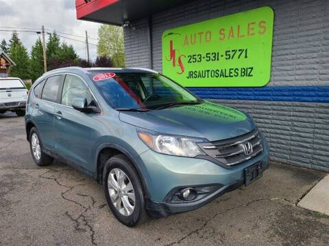 2012 Honda CR-V for sale at Vehicle Simple @ JRS Auto Sales in Parkland WA
