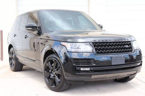 2015 Land Rover Range Rover for sale at MG Motors in Tucson AZ