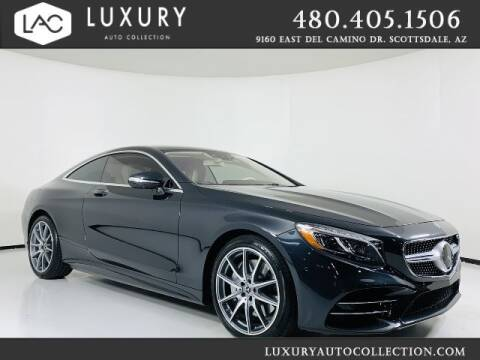 2020 Mercedes-Benz S-Class for sale at Luxury Auto Collection in Scottsdale AZ