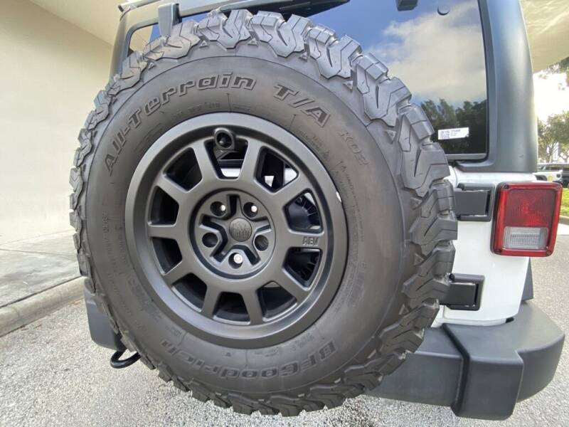 2015 Jeep Wrangler Unlimited Unlimited Rubicon - Davie FL