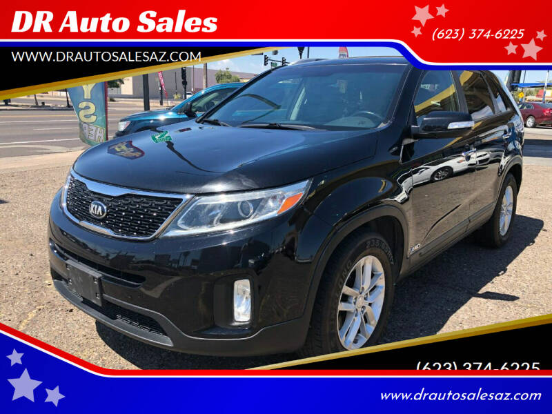 2014 Kia Sorento for sale at DR Auto Sales in Glendale AZ
