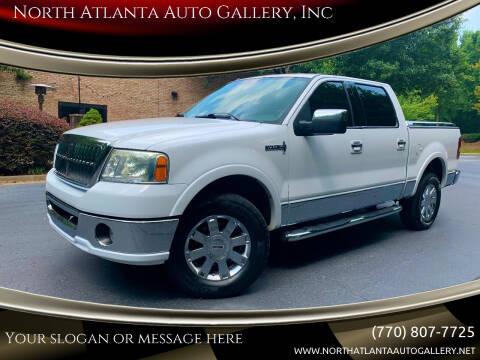 2007 Lincoln Mark LT for sale at North Atlanta Auto Gallery, Inc in Alpharetta GA