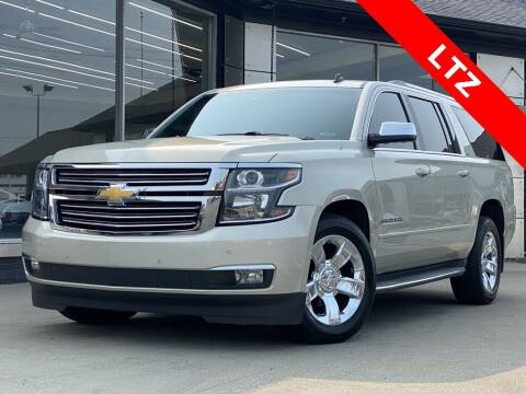 2015 Chevrolet Suburban for sale at Carmel Motors in Indianapolis IN