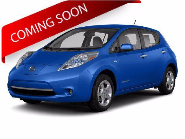 2013 Nissan LEAF for sale in Houston, TX