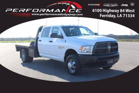 2018 RAM Ram Chassis 3500 for sale at Auto Group South - Performance Dodge Chrysler Jeep in Ferriday LA