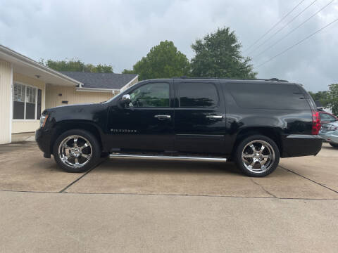 2008 Chevrolet Suburban for sale at H3 Auto Group in Huntsville TX