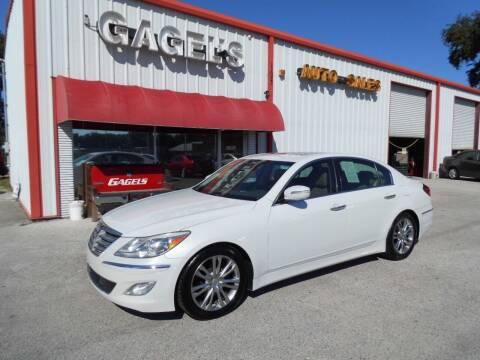 2012 Hyundai Genesis for sale at Gagel's Auto Sales in Gibsonton FL