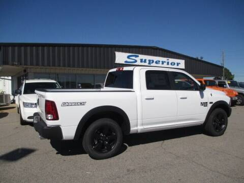 2019 RAM Ram Pickup 1500 Classic for sale at SUPERIOR CHRYSLER DODGE JEEP RAM FIAT in Henderson NC
