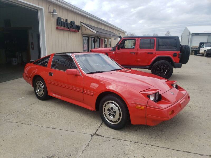1986 Nissan 300ZX for sale at Exclusive Automotive in West Chester OH