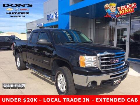 2013 GMC Sierra 1500 for sale at DON'S CHEVY, BUICK-GMC & CADILLAC in Wauseon OH