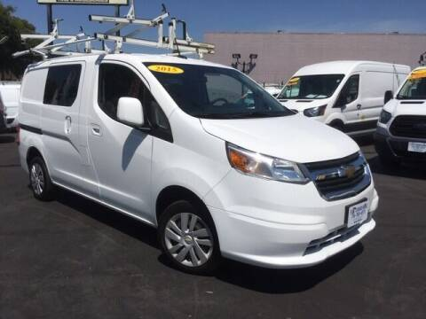 2015 Chevrolet City Express Cargo for sale at Auto Wholesale Company in Santa Ana CA