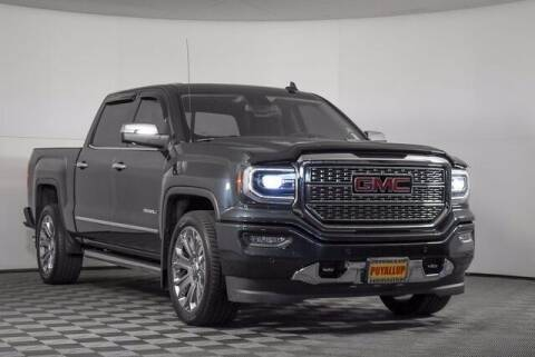 2017 GMC Sierra 1500 for sale at Chevrolet Buick GMC of Puyallup in Puyallup WA