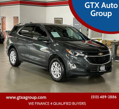 2019 Chevrolet Equinox for sale at GTX Auto Group in West Chester OH