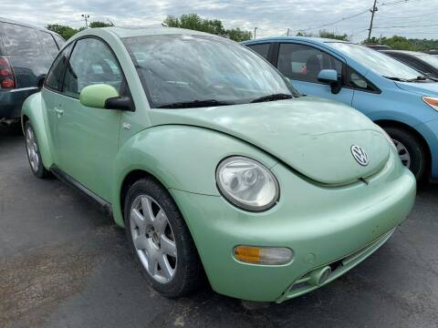 2001 Volkswagen New Beetle for sale at American Motors Inc. - Cahokia in Cahokia IL
