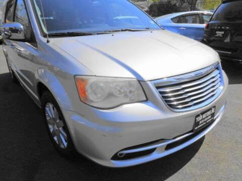 2011 Chrysler Town and Country for sale at Yosh Motors in Newark NJ