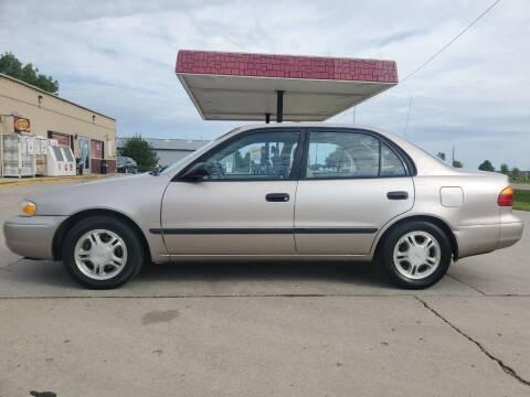2000 Chevrolet Prizm for sale at Dakota Auto Inc. in Dakota City NE