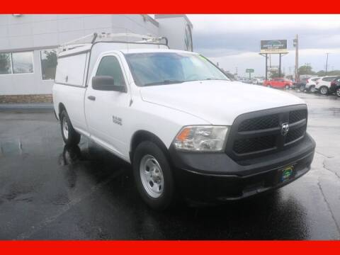 2016 RAM Ram Pickup 1500 for sale at AUTO POINT USED CARS in Rosedale MD