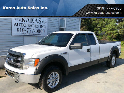 2013 Ford F-150 for sale at Karas Auto Sales Inc. in Sanford NC