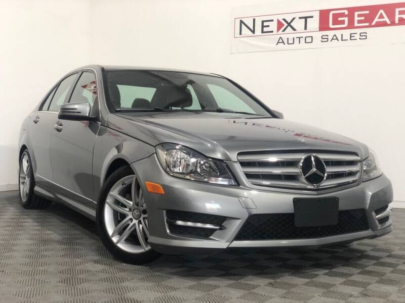 2012 Mercedes-Benz C-Class for sale at Next Gear Auto Sales in Westfield IN