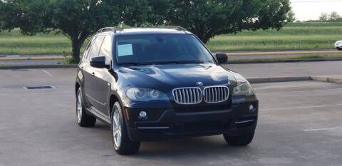 2008 BMW X5 for sale at America's Auto Financial in Houston TX