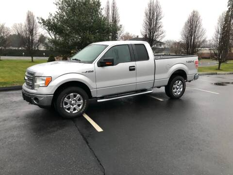 2013 Ford F-150 for sale at Chris Auto South in Agawam MA