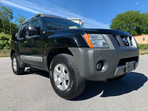2008 Nissan Xterra for sale at Auto Warehouse in Poughkeepsie NY