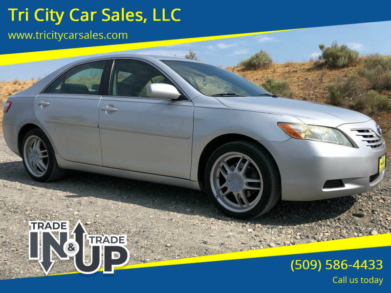 2007 Toyota Camry for sale at Tri City Car Sales, LLC in Kennewick WA
