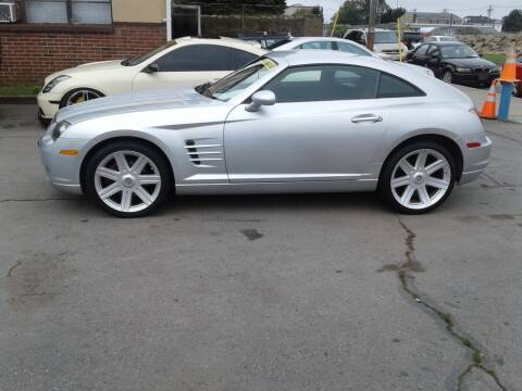 2008 Chrysler Crossfire for sale at Nelsons Auto Specialists in New Bedford MA