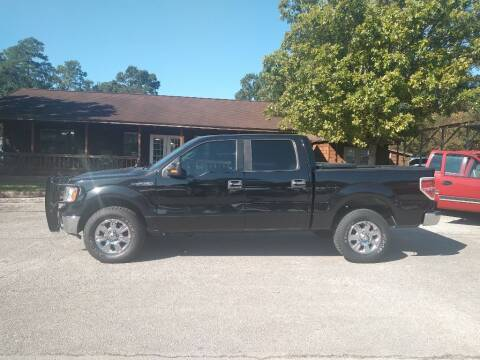 2012 Ford F-150 for sale at Victory Motor Company in Conroe TX