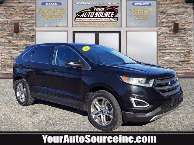 2015 Ford Edge for sale at Your Auto Source in York PA