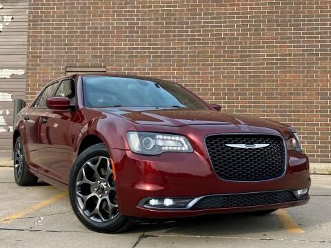 2018 Chrysler 300 for sale at Effect Auto Center in Omaha NE