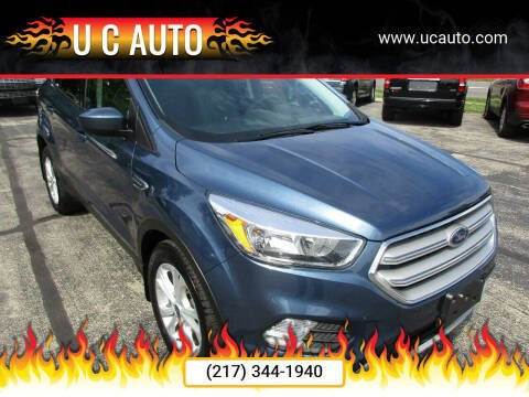 2018 Ford Escape for sale at U C AUTO in Urbana IL