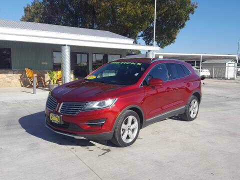 2015 Lincoln MKC for sale at Bostick's Auto & Truck Sales in Brownwood TX