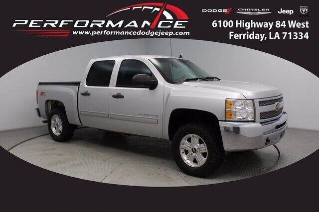 2013 Chevrolet Silverado 1500 for sale at Performance Dodge Chrysler Jeep in Ferriday LA