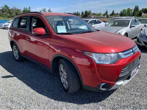 2015 Mitsubishi Outlander for sale at Legend Auto Sales Inc in Lemon Grove CA
