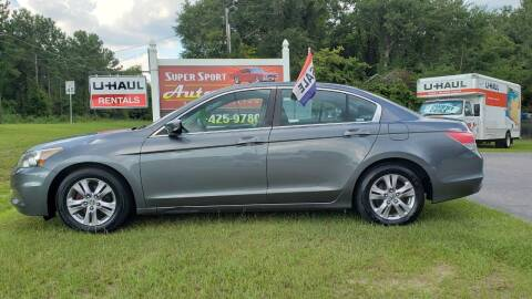 2012 Honda Accord for sale at Super Sport Auto Sales in Hope Mills NC