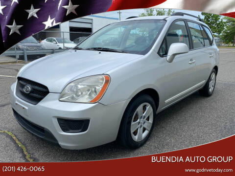 2009 Kia Rondo for sale at BUENDIA AUTO GROUP in Hasbrouck Heights NJ
