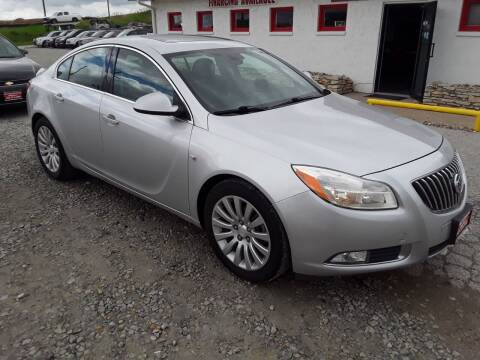 2011 Buick Regal for sale at Sarpy County Motors in Springfield NE