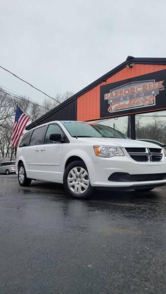 2017 Dodge Grand Caravan for sale at Harborcreek Auto Gallery in Harborcreek PA
