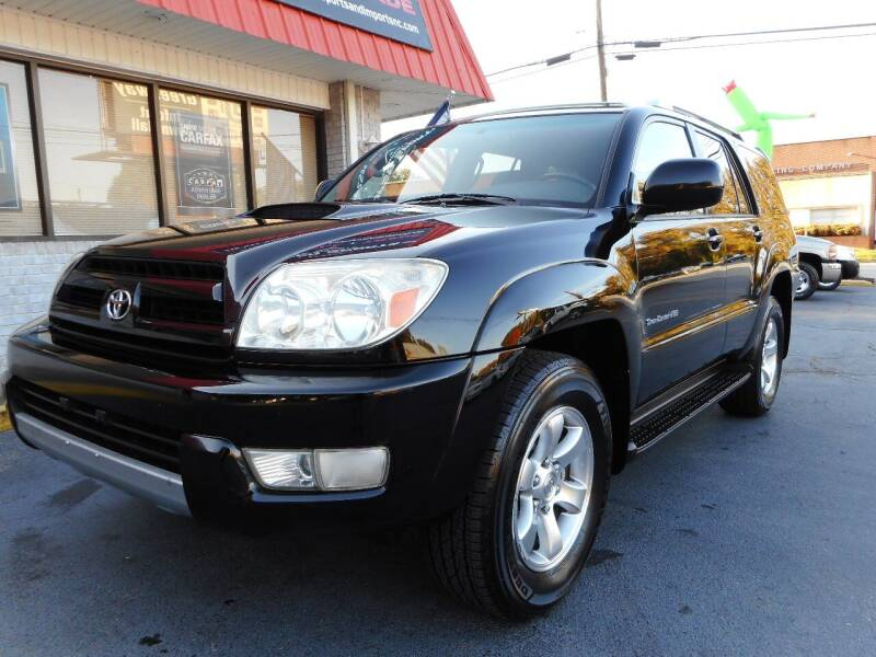 2004 Toyota 4Runner for sale at Super Sports & Imports in Jonesville NC