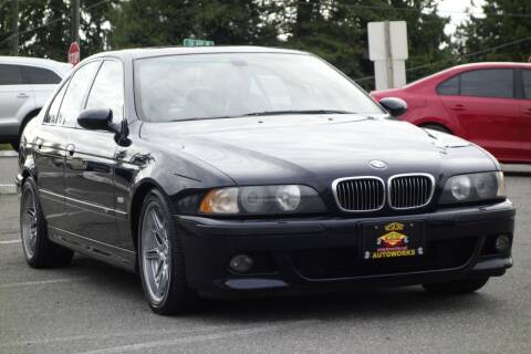 2000 BMW M5 for sale at West Coast Auto Works in Edmonds WA