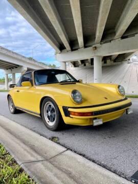 1971 Porsche 911 for sale at Gullwing Motor Cars Inc in Astoria NY