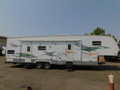 2004 Forest River SIERRA SPORT for sale at Gold Country RV in Auburn CA