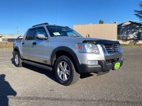 2010 Ford Explorer Sport Trac for sale at Sunset Auto Wholesale in Tacoma WA