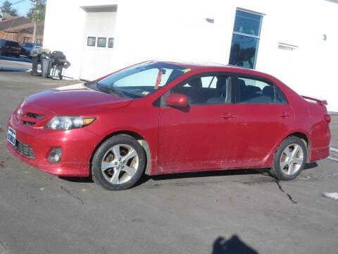 2012 Toyota Corolla for sale at Price Auto Sales 2 in Concord NH
