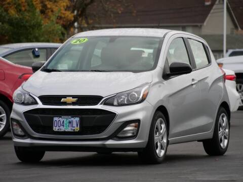 2020 Chevrolet Spark for sale at CLINT NEWELL USED CARS in Roseburg OR