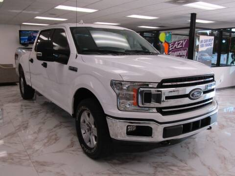 2018 Ford F-150 for sale at Dealer One Auto Credit in Oklahoma City OK