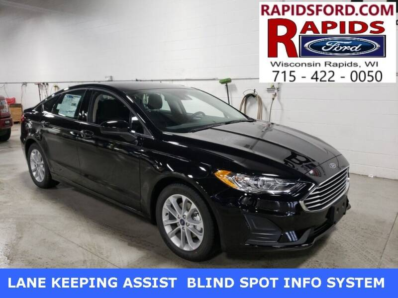 2020 Ford Fusion for sale in Wisconsin Rapids, WI